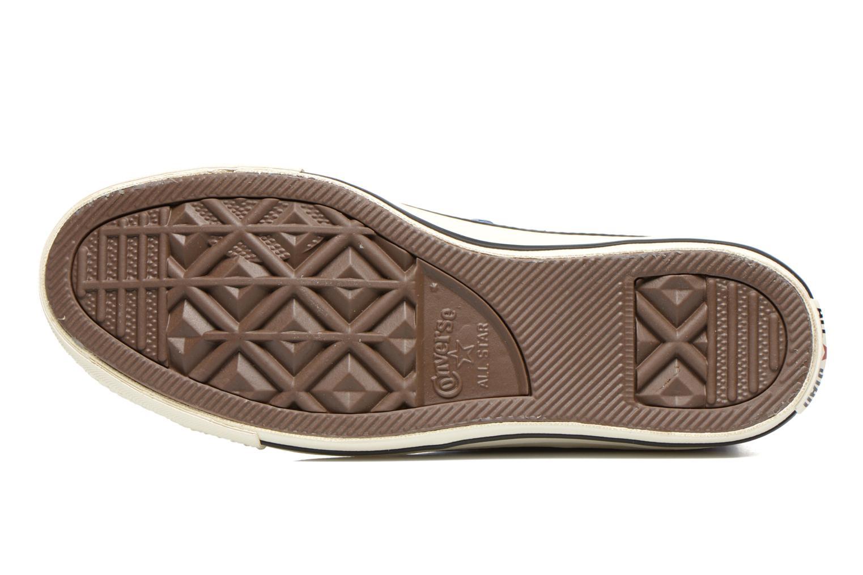 Sneaker Converse Chuck Taylor All Star Missoni Hi W mehrfarbig ansicht von oben