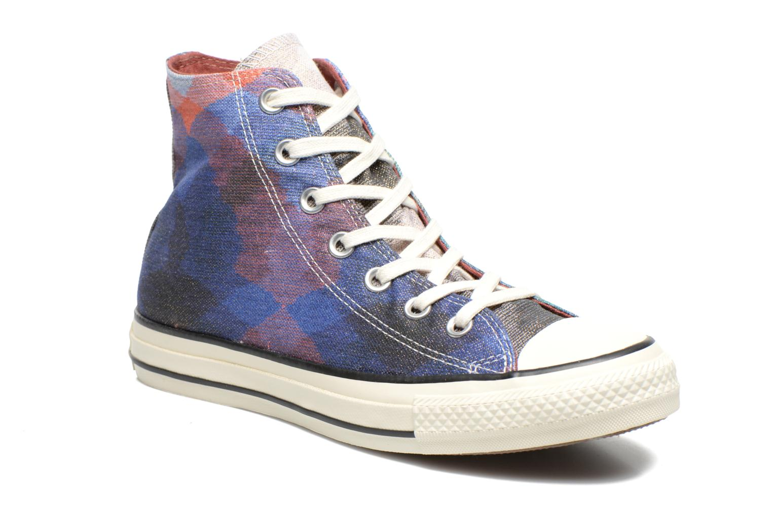 Sneaker Converse Chuck Taylor All Star Missoni Hi W mehrfarbig detaillierte ansicht/modell