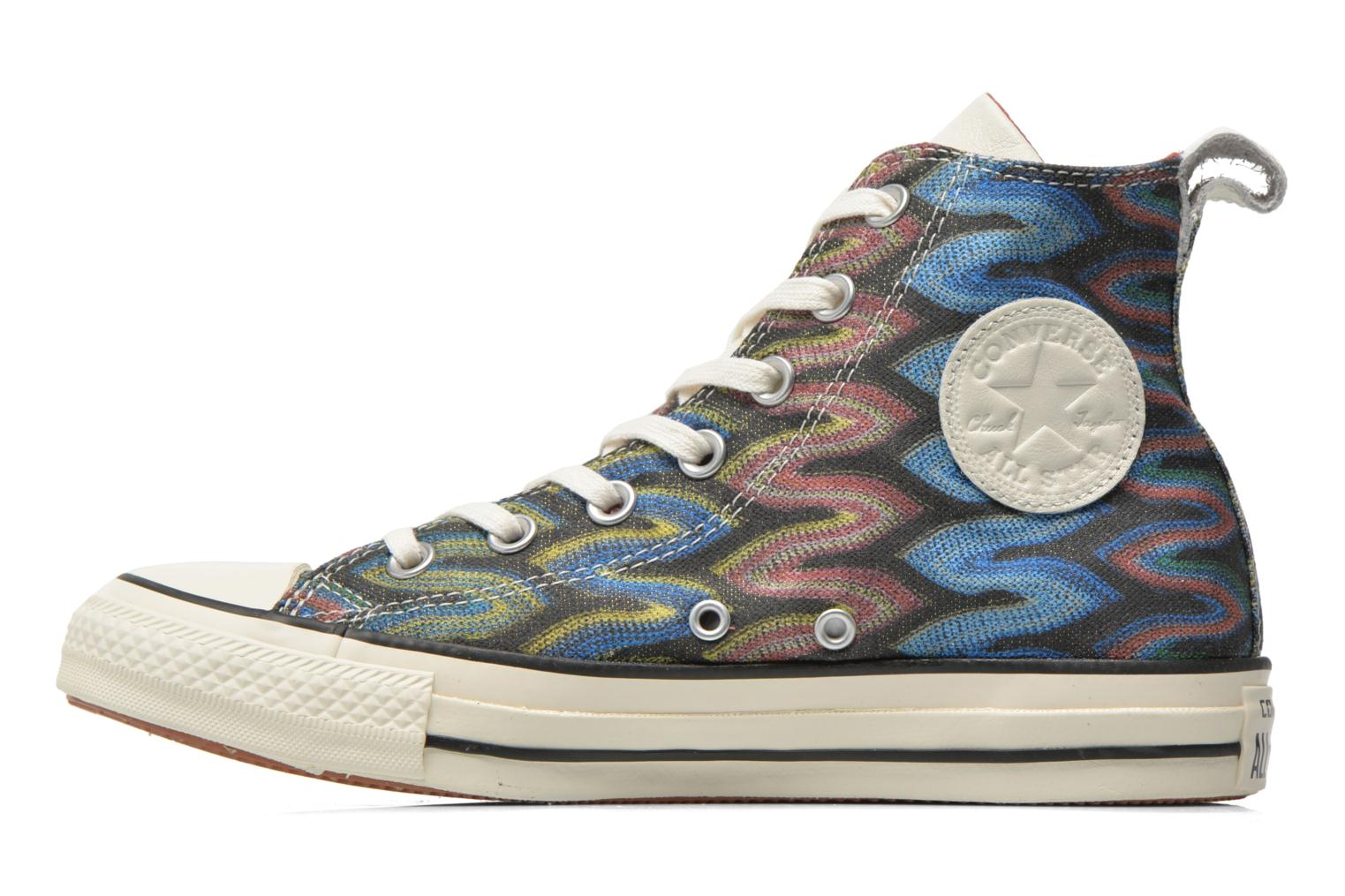 Baskets Converse Chuck Taylor All Star Missoni Hi W Multicolore vue face