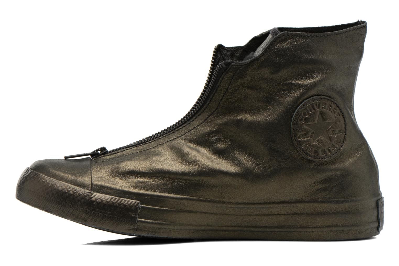 BlackGoldBlack Converse Chuck Taylor All Star Shroud Hi W (Noir)