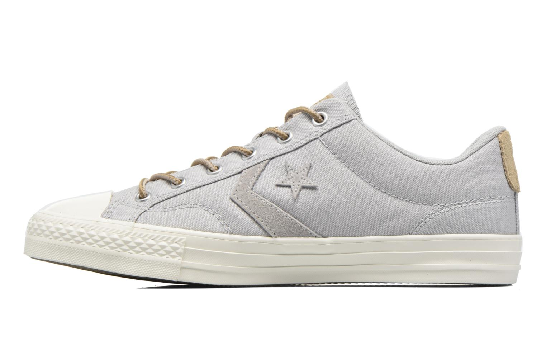 Sneaker Converse Star Player Workwear Ox M grau ansicht von vorne