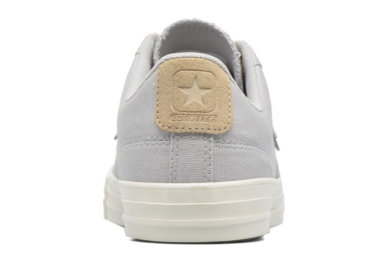 Sneaker Converse Star Player Workwear Ox M grau ansicht von rechts