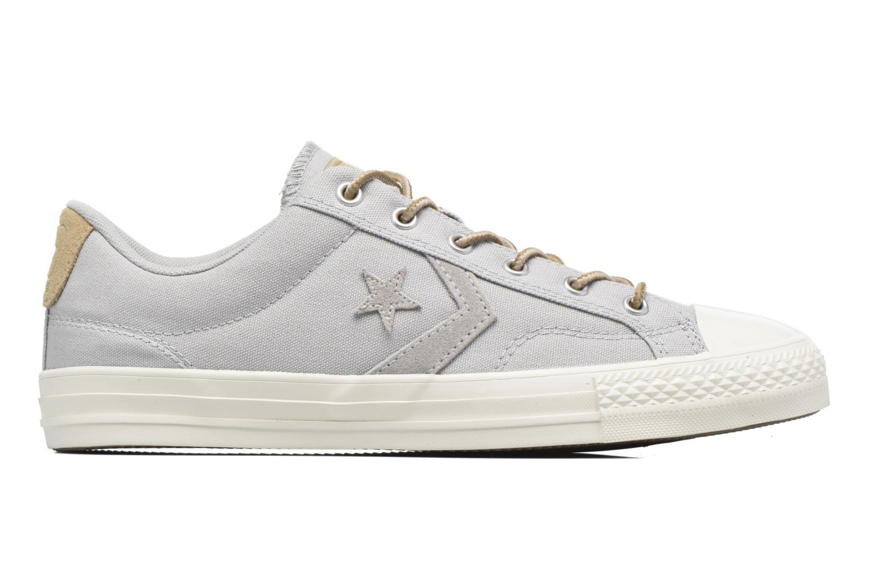 Sneaker Converse Star Player Workwear Ox M grau ansicht von hinten