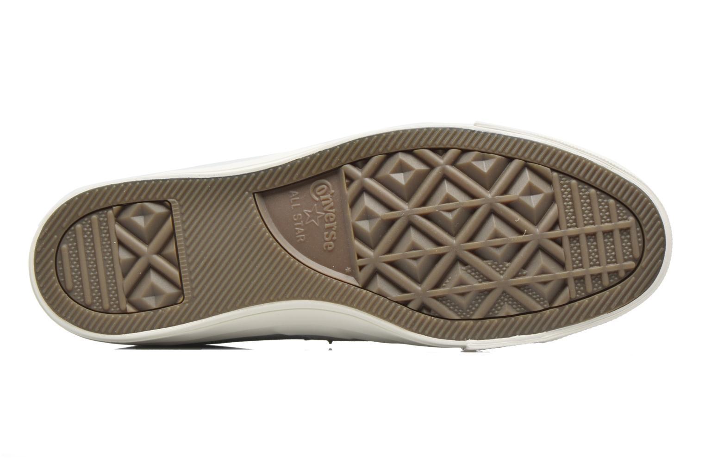Sneaker Converse Star Player Workwear Ox M grau ansicht von oben
