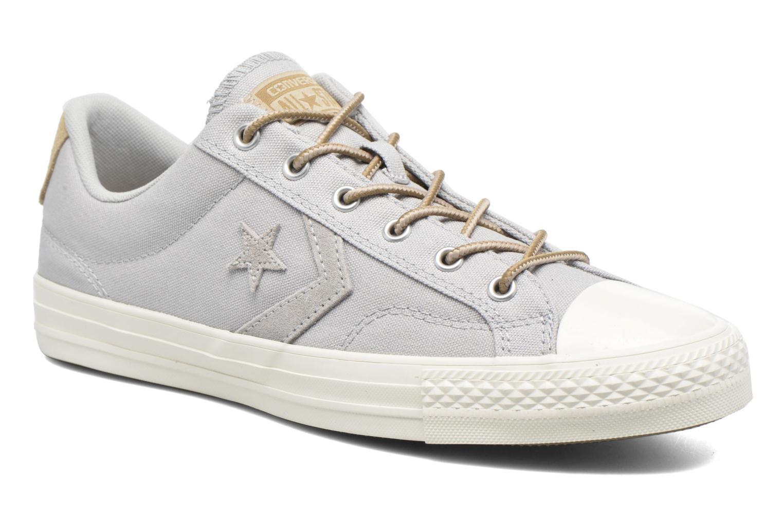 Sneaker Converse Star Player Workwear Ox M grau detaillierte ansicht/modell