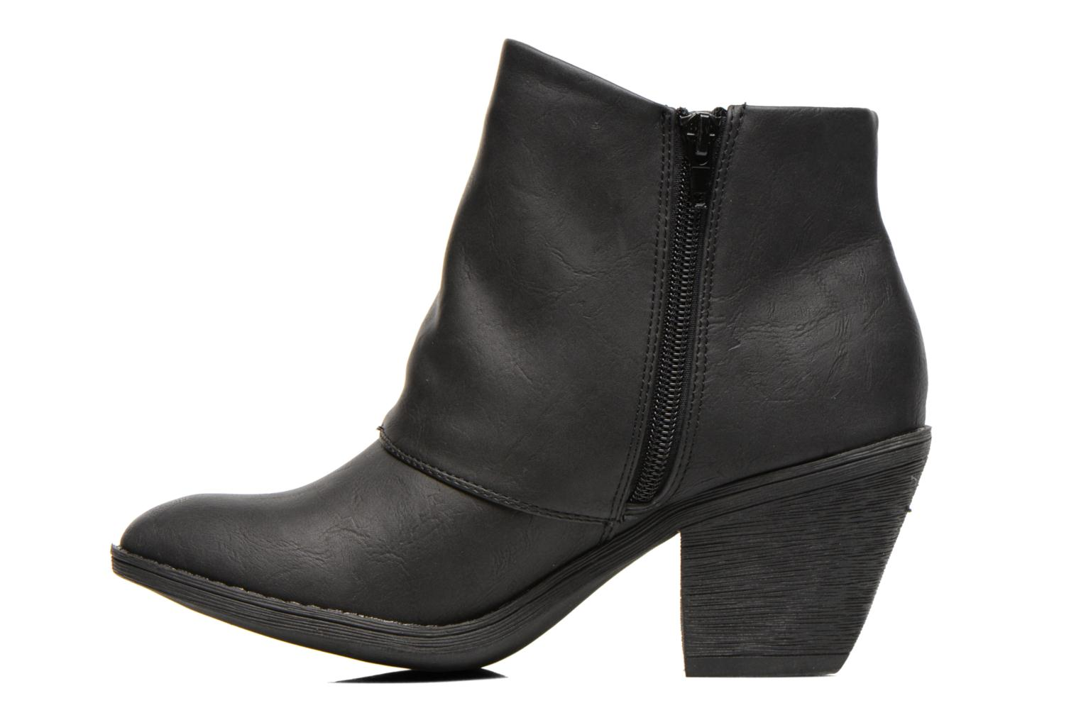 Ankle boots Blowfish Suba Black front view