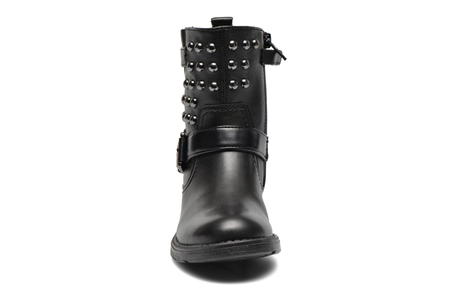 Ankle boots Geox J Sofia C Black model view