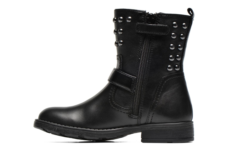 Stiefeletten & Boots Geox J Sofia C schwarz ansicht von vorne
