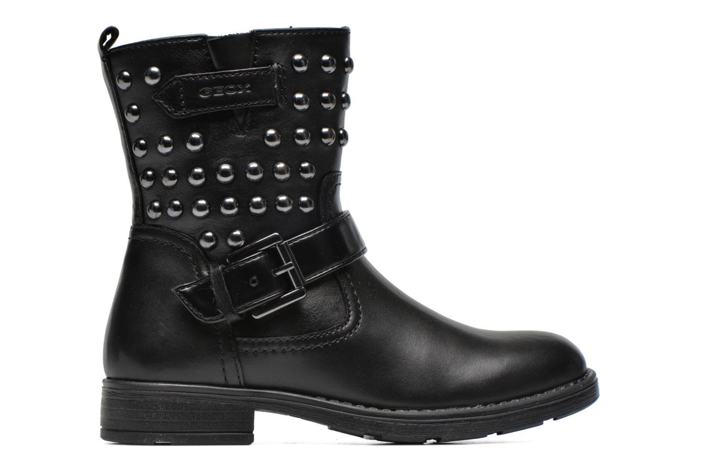 Stiefeletten & Boots Geox J Sofia C schwarz ansicht von hinten