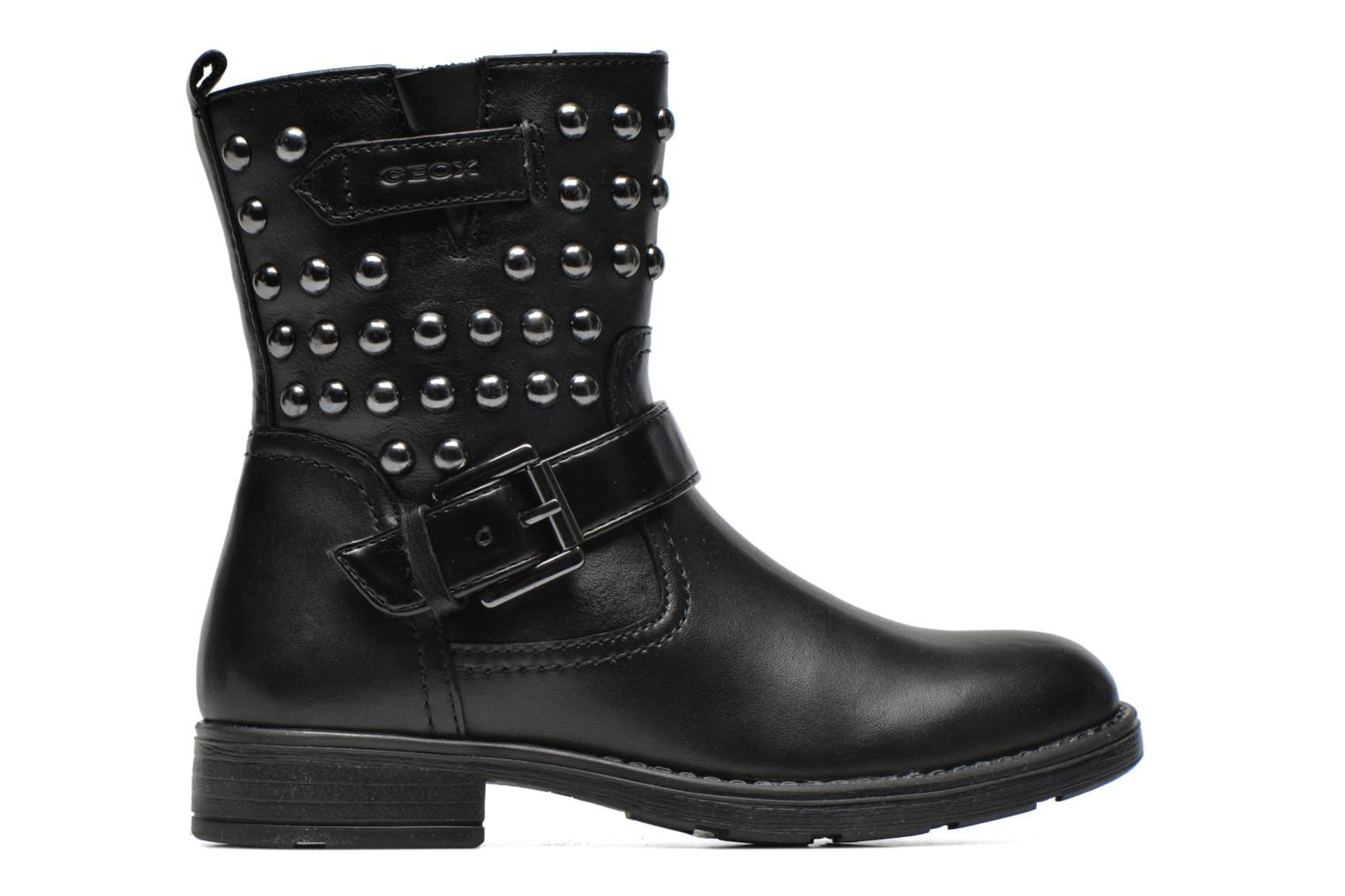 Ankle boots Geox J Sofia C Black back view