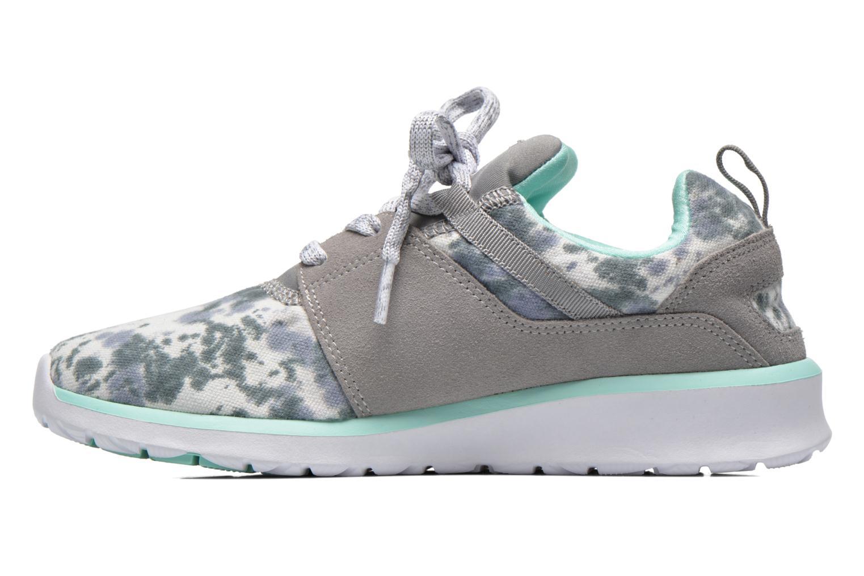 Sneakers DC Shoes Heathrow SE W Grigio immagine frontale