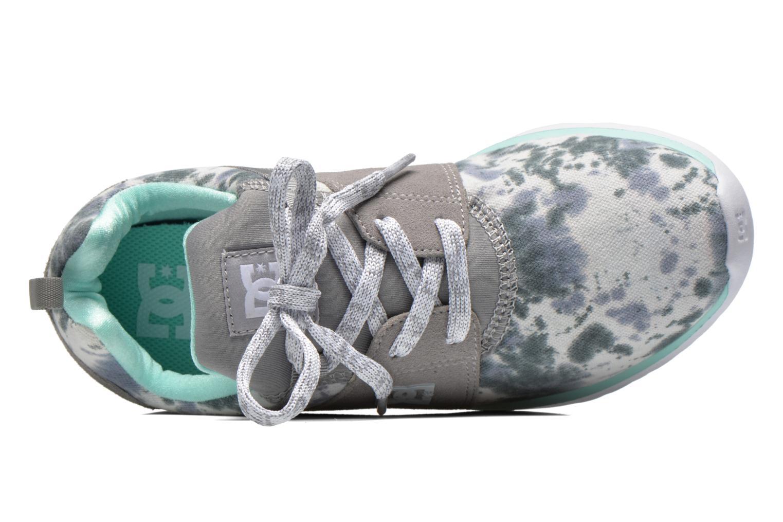 Sneakers DC Shoes Heathrow SE W Grigio immagine sinistra