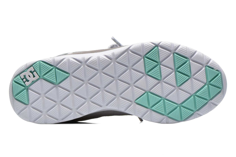 Sneakers DC Shoes Heathrow SE W Grigio immagine dall'alto