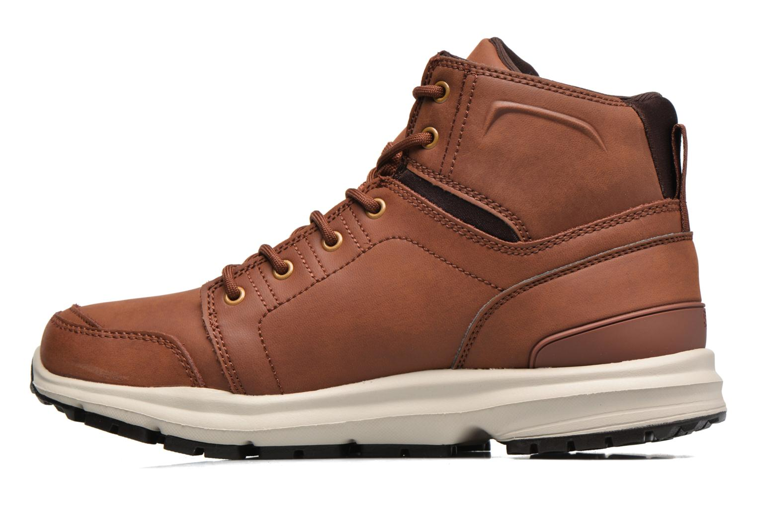 Trainers DC Shoes Torstein Brown front view