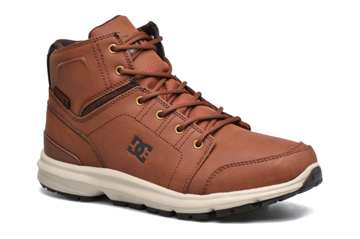 Trainers DC Shoes Torstein Brown detailed view/ Pair view