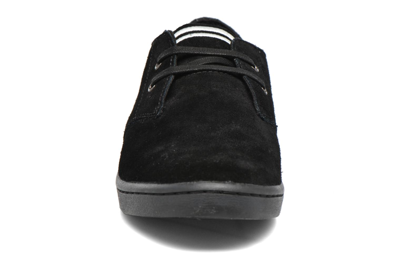 Byron Low suede Black
