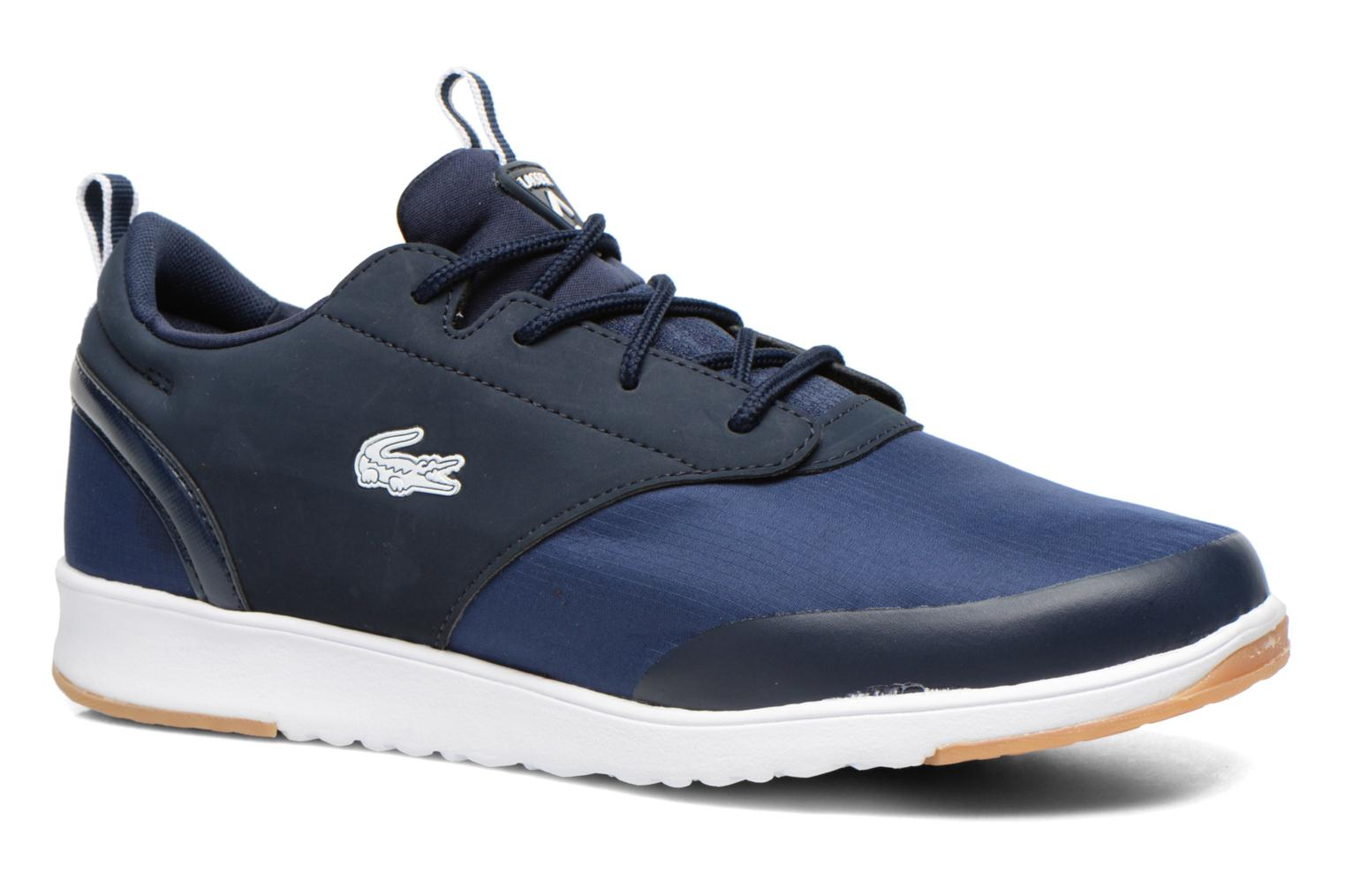 Trainers Lacoste L.Ight 2.0 Rei Blue detailed view/ Pair view
