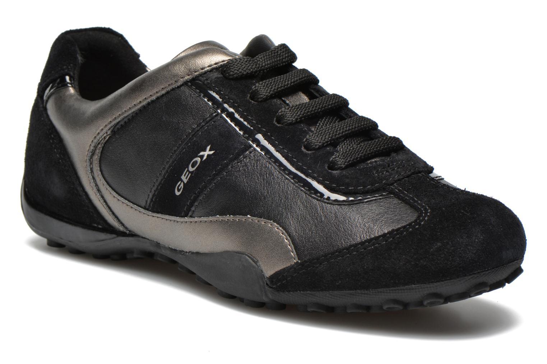 Zapatos promocionales Geox D SNAKE B D5412B (Negro) - Deportivas   Cómodo y bien parecido
