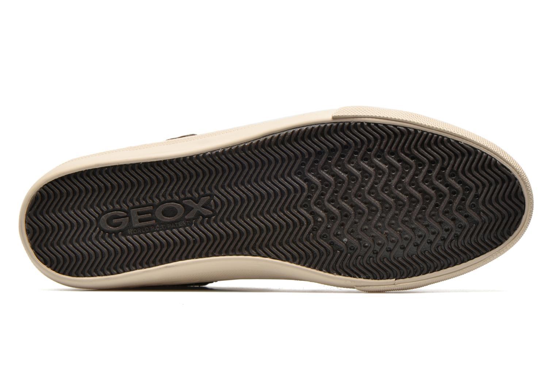 Sneakers Geox D NEW CLUB D D5458D Grijs boven