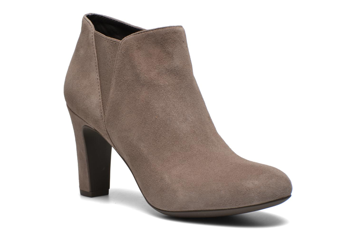 Ankle boots Geox D N.MARIELE H. A D5498A Grey detailed view/ Pair