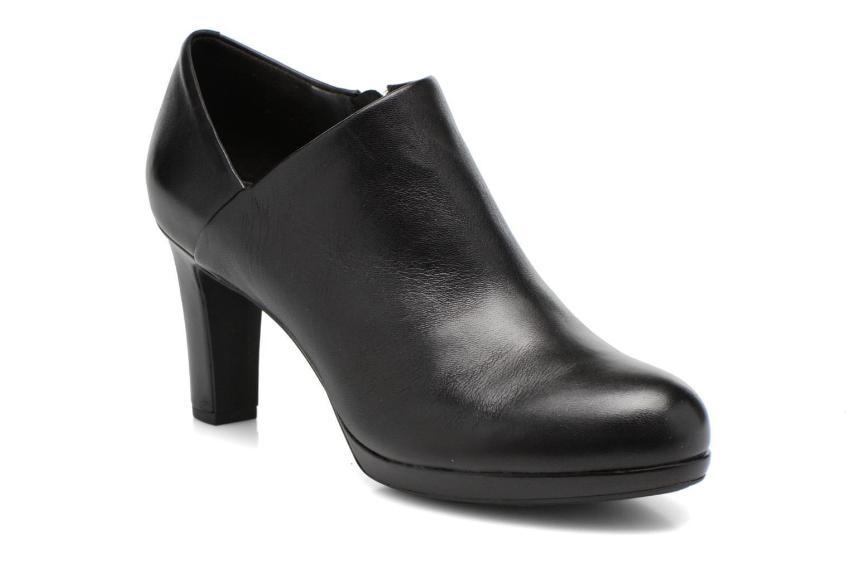 Stiefeletten & Boots Geox D LANA B D54Q6B schwarz detaillierte ansicht/modell