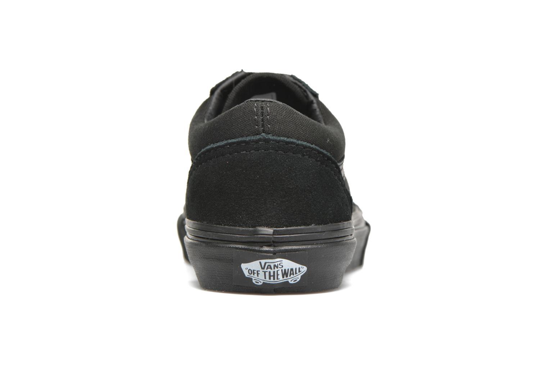 Sneakers Vans Old Skool E Nero immagine destra