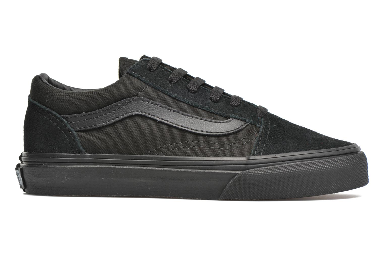 Sneakers Vans Old Skool E Nero immagine posteriore