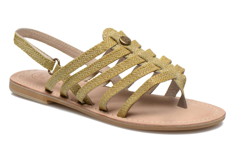 Sandalen Initiale Paris Menthe K gold/bronze detaillierte ansicht/modell