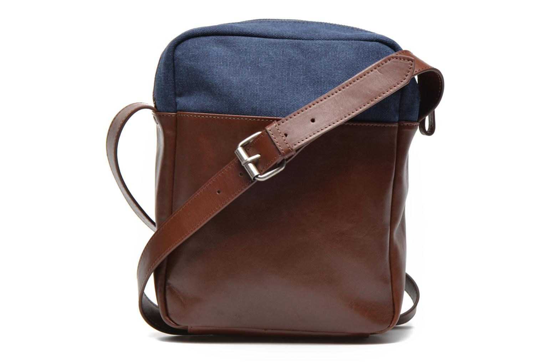 Men's bags Antonyme by Nat & Nin Matteo Blue front view