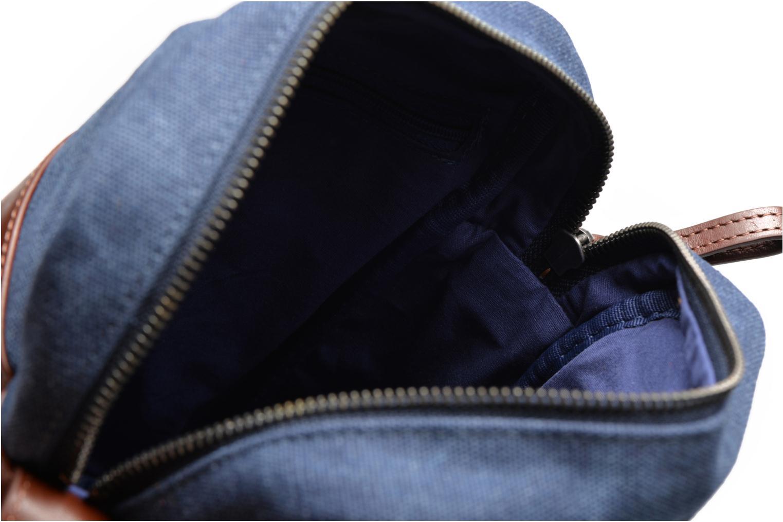 Herrväskor Antonyme by Nat & Nin Matteo Blå bild från baksidan