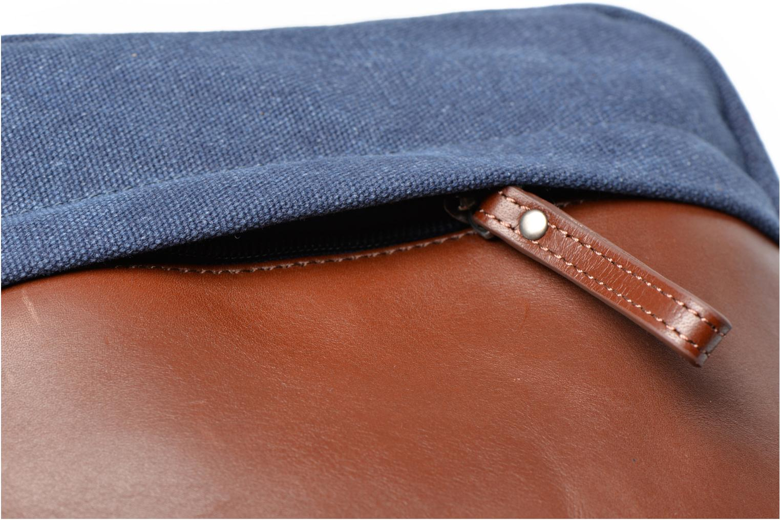 Men's bags Antonyme by Nat & Nin Matteo Blue view from the left