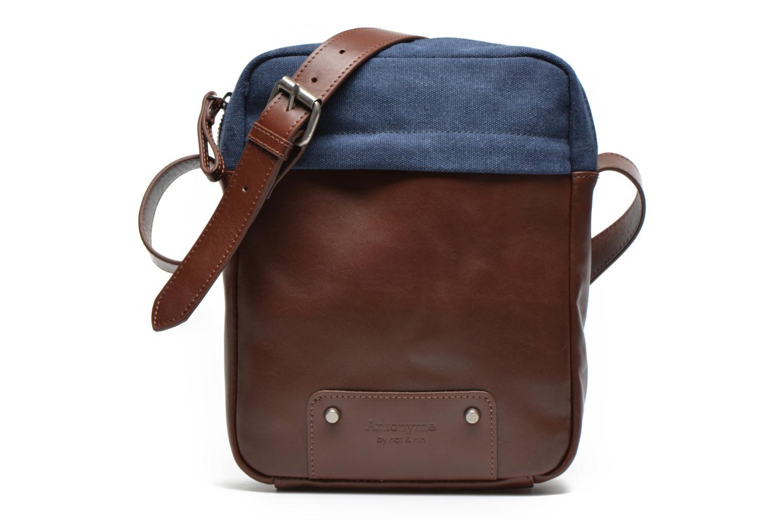 Men's bags Antonyme by Nat & Nin Matteo Blue detailed view/ Pair view