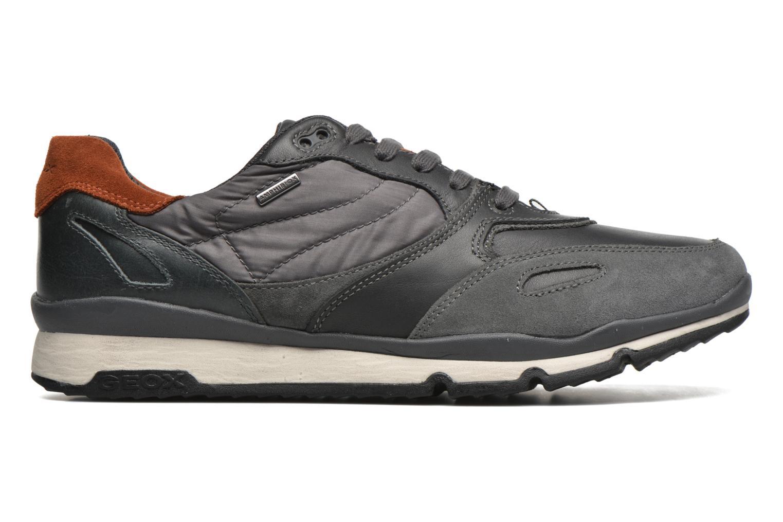 Sneaker Geox U SANDRO B ABX A U44S7A grau ansicht von hinten
