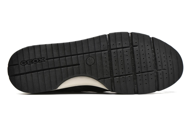 Sneaker Geox U SANDRO B ABX A U44S7A grau ansicht von oben