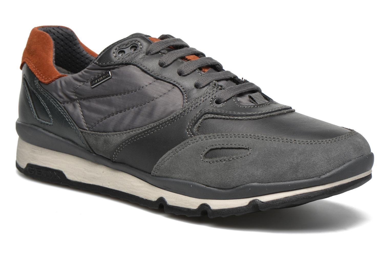 Sneaker Geox U SANDRO B ABX A U44S7A grau detaillierte ansicht/modell