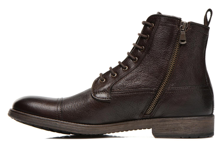 Bottines et boots Geox U JAYLON B U54Y7B Marron vue face