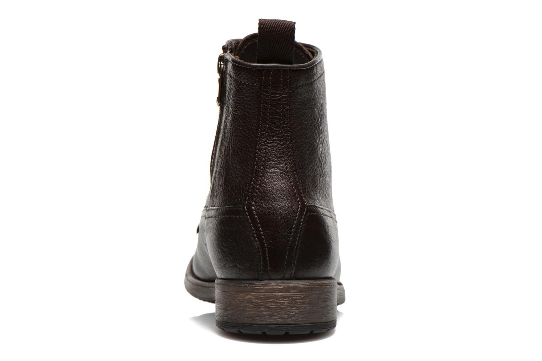 Bottines et boots Geox U JAYLON B U54Y7B Marron vue droite