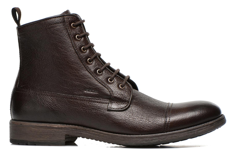 Stiefeletten & Boots Geox U JAYLON B U54Y7B braun ansicht von hinten