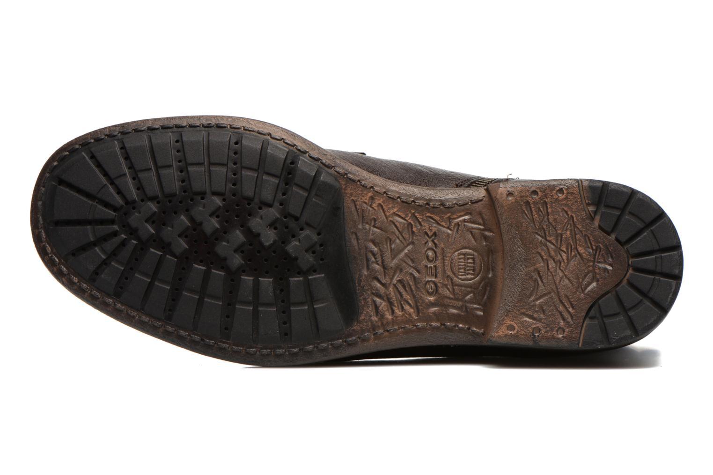 Bottines et boots Geox U JAYLON B U54Y7B Marron vue haut