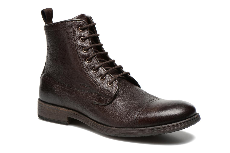 Bottines et boots Geox U JAYLON B U54Y7B Marron vue détail/paire