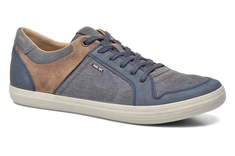 Sneaker Geox U BOX D U54R3D blau detaillierte ansicht/modell