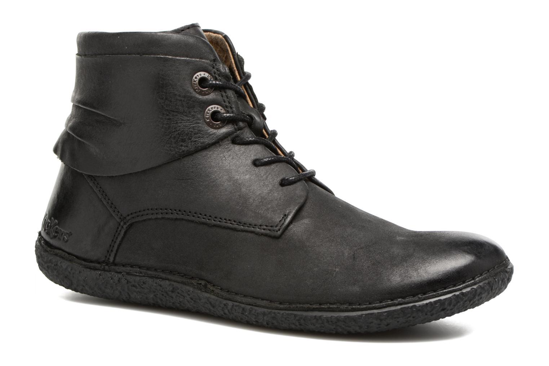 Zapatos promocionales Kickers HOBYLOW (Negro) - Botines    Los últimos zapatos de descuento para hombres y mujeres