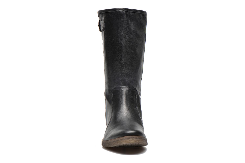 Stiefeletten & Boots Kickers Milanaise schwarz schuhe getragen