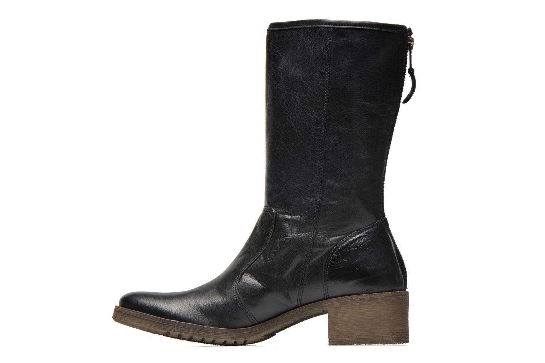 Stiefeletten & Boots Kickers Milanaise schwarz ansicht von vorne