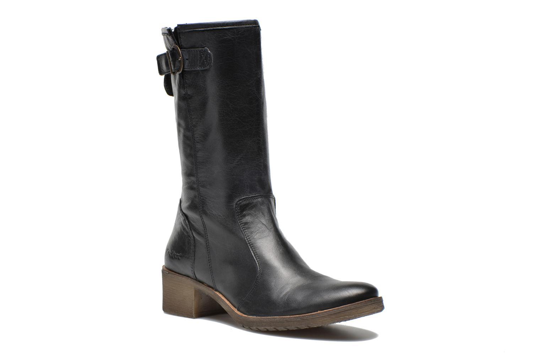 Stiefeletten & Boots Kickers Milanaise schwarz detaillierte ansicht/modell