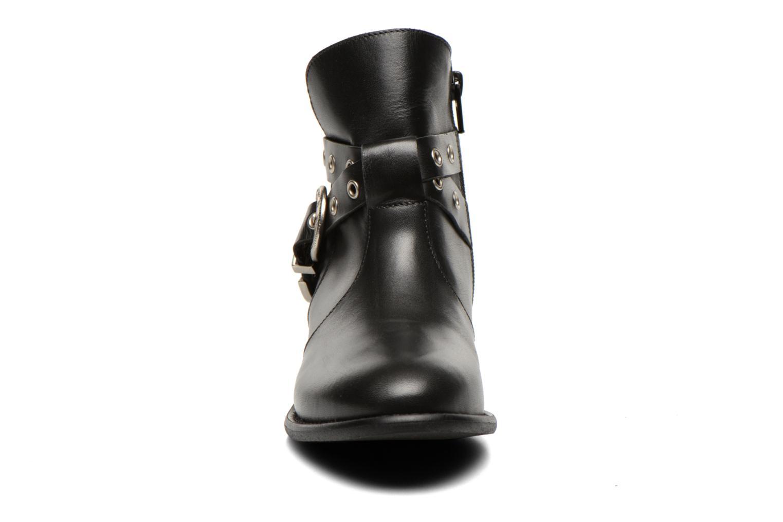Boots en enkellaarsjes Yep Calypso Zwart model