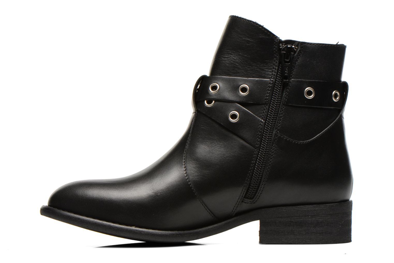 Bottines et boots Yep Calypso Noir vue face