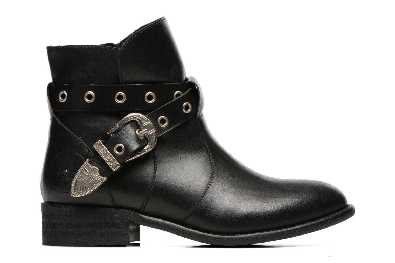 Boots en enkellaarsjes Yep Calypso Zwart achterkant
