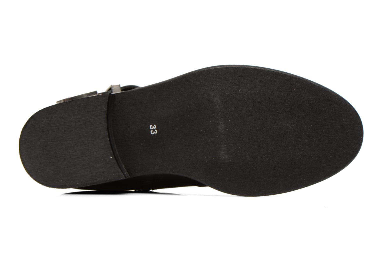 Bottines et boots Yep Calypso Noir vue haut
