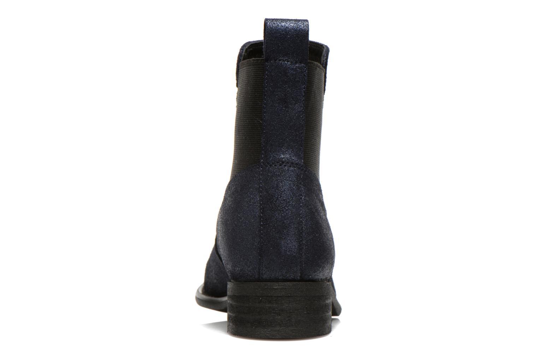 Boots en enkellaarsjes Yep Cannelle Blauw rechts